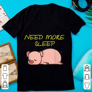 Funny Sleeping Pig Pajama for Bedtime sweater