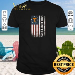 Funny Tennessee Volunteers Betsy Ross flag shirt sweater 2019