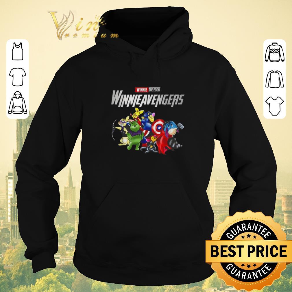 Funny Winnie The Pooh Winnievengers Avengers Endgame shirt sweater 4 - Funny Winnie The Pooh Winnievengers Avengers Endgame shirt sweater