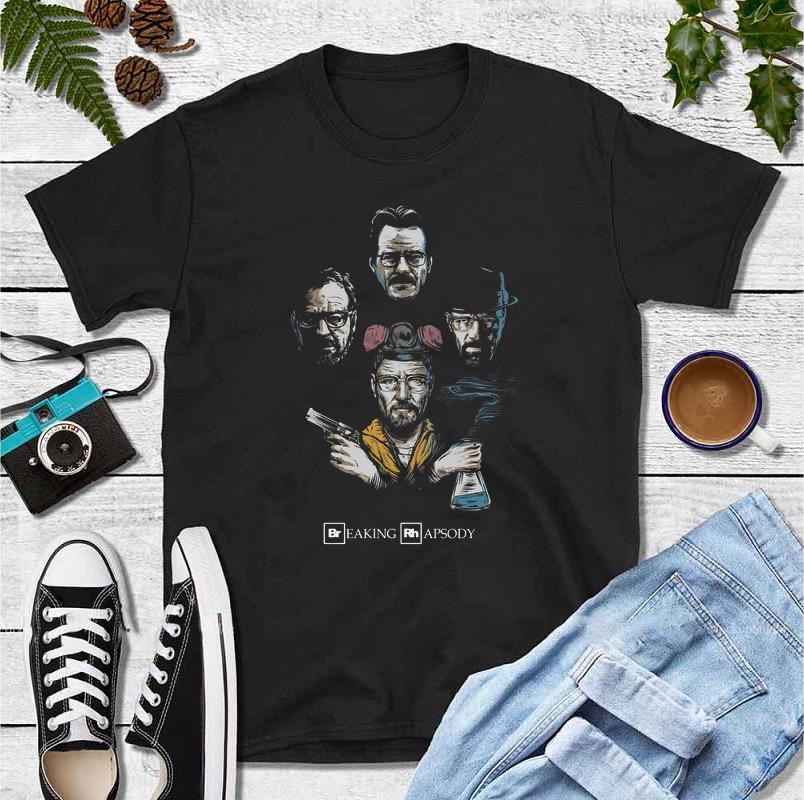 Hot Breaking Bad Rhapsody Queen shirt 4 - Hot Breaking Bad Rhapsody Queen shirt