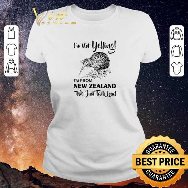 Hot I'm not yelling i'm from New Zealand we just talk loud shirt sweater