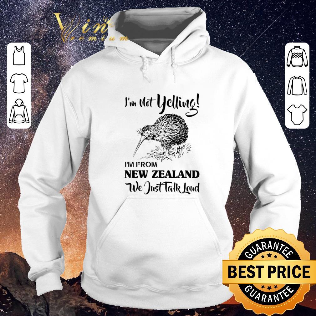 Hot I m not yelling i m from New Zealand we just talk loud shirt sweater 4 - Hot I'm not yelling i'm from New Zealand we just talk loud shirt sweater