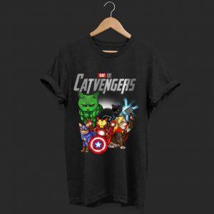 Hot Marvel Avengers Endgame Cat Catvengers shirt