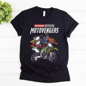 Hot Marvel Avengers Endgame Motocross Motovengers shirt