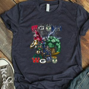 Hot Marvel Avengers Wisconsin shirt