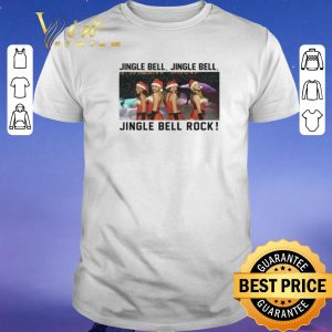 Hot Signature Jingle Bell Jingle Bell Jingle Bell Rock shirt