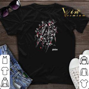 Marvel Avengers Endgame Logo Super Heroes shirt sweater