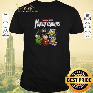 Nice Avengers Endgame Minion Minionvengers shirt sweater