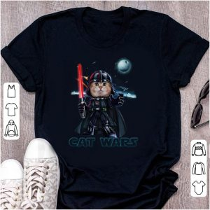 Nice Cat Wars Darth Vader Star Wars shirt