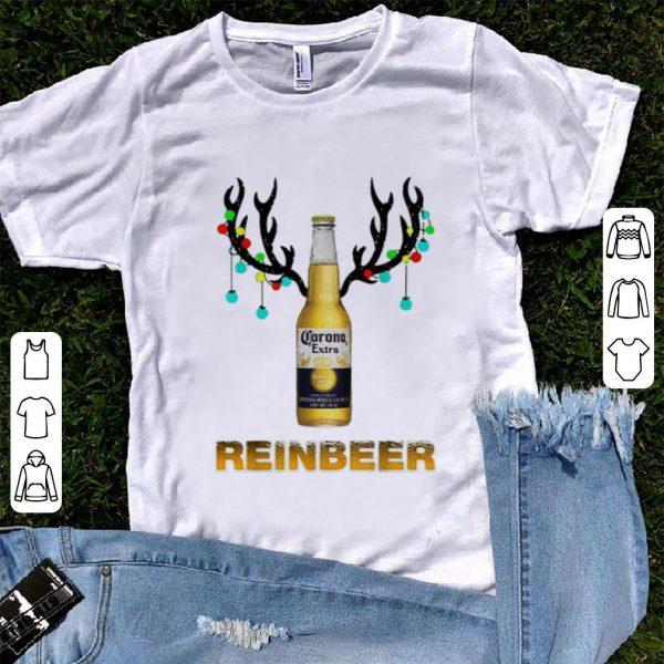 Nice Christmas Reindeer Corona Extra Reinbeer shirt