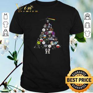 Nice Christmas tree Pink Floyd albums shirt