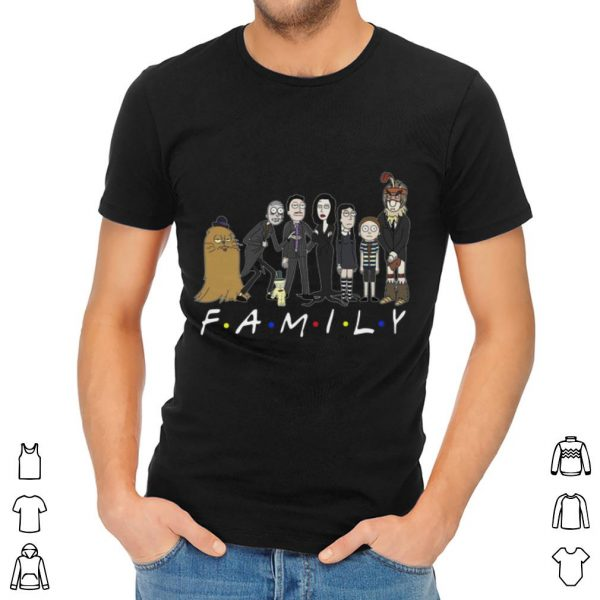 Nice Harry Potter Rick And Morty Family shirt