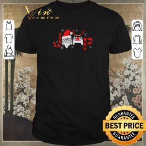 Nice Jeep Santa reindeer Christmas shirt