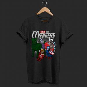 Nice Marvel Avengers Endgame Cane Corso CCvengers shirt