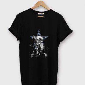 Official Dallas Cowboys Star Wars Stopper shirt