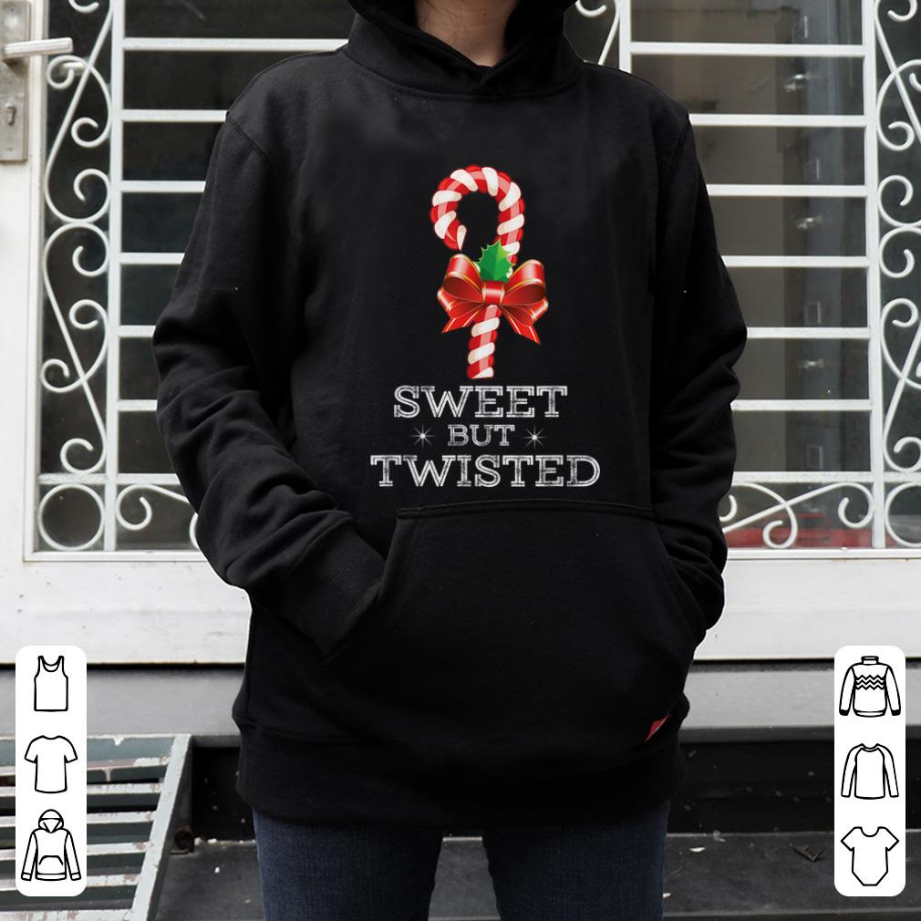 Official Sweet But Twisted Funny Candy Cane Christmas Xmas Pajama shirt 4 - Official Sweet But Twisted Funny Candy Cane Christmas Xmas Pajama shirt