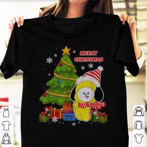 Original Christmas Tee-BT21-BTS+CUTE CHIBI For Men Woman Kids shirt