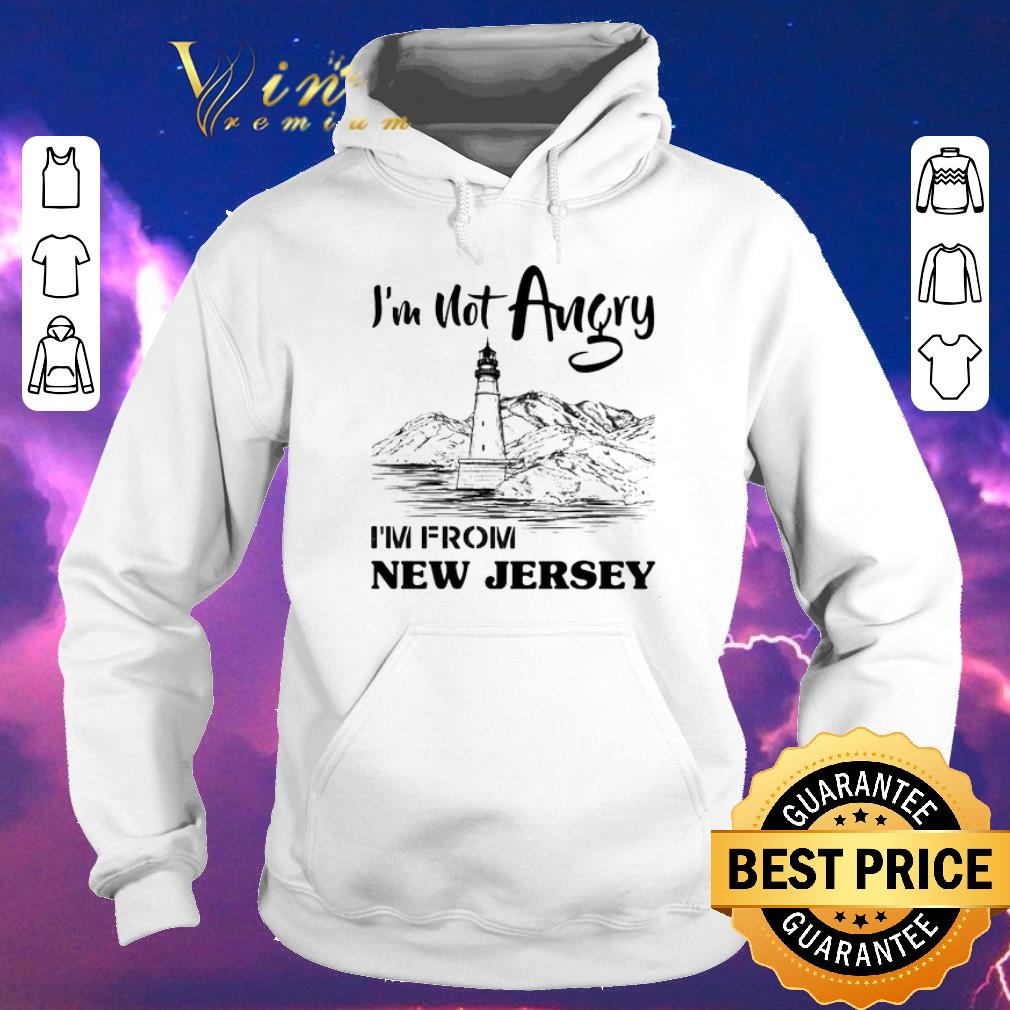 Original I m not angry i m from New Jersey shirt sweater 4 - Original I'm not angry i'm from New Jersey shirt sweater