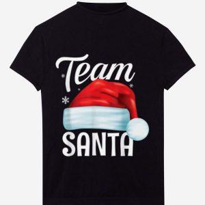 Original Team Santa Funny Christmas Family Matching Pajama Gift shirt
