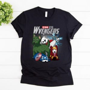 Original West Highland White Terrier Wvengers Marvel Avengers Endgame shirt