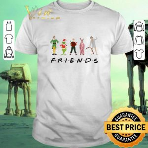 Premium Christmas Characters Elf Grinch Kevin Friends shirt sweater