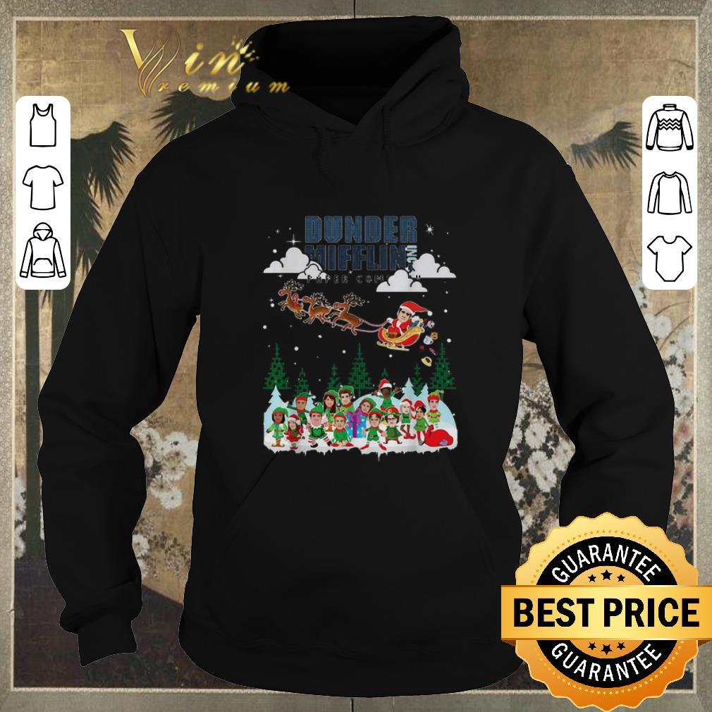 Premium Christmas Dunder Mifflin Inc paper company shirt 4 - Premium Christmas Dunder Mifflin Inc paper company shirt