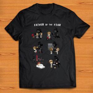 Premium Father Of The Year Star Wars Darth Vader shirt