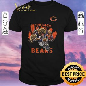 Premium Mean Game Face Chicago Bears shirt sweater