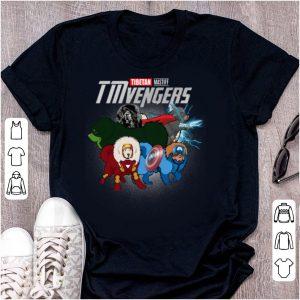 Premium Tibetan Mastiff TMvengers Marvel Avengers Endgame shirt