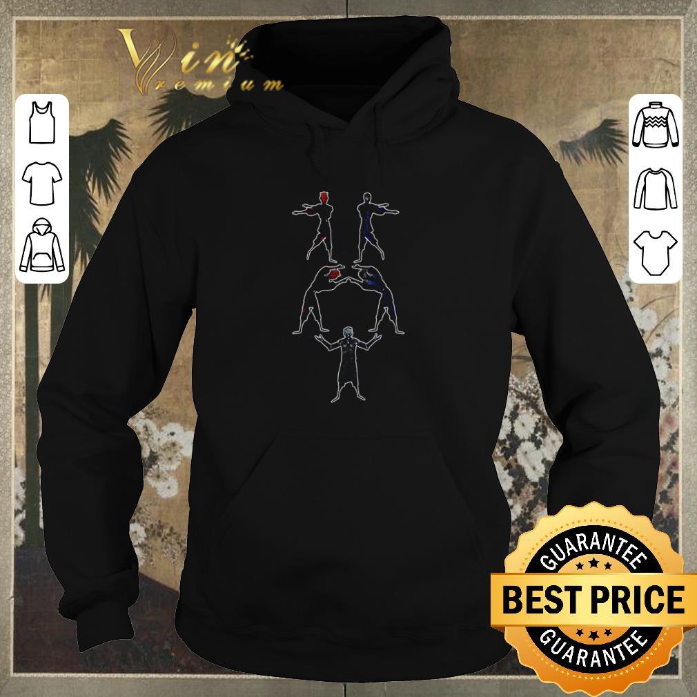 Pretty Darth Maul and Samurai Fusion Night King shirt sweater 4 - Pretty Darth Maul and Samurai Fusion Night King shirt sweater