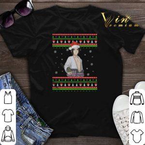 Santa Sasuke ugly Christmas shirt sweater