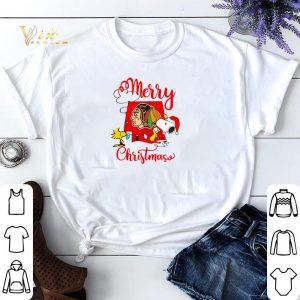 Snoopy Merry Christmas Woodstock Washington Redskins shirt sweater