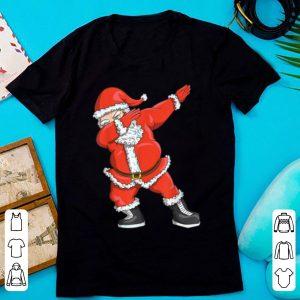 Top Dabbing Santa - Funny Santa Claus Christmas shirt