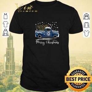 Top Dallas Cowboys truck Merry Christmas shirt sweater