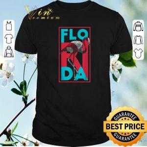 Top Florida Flamingo USA 80s shirt sweater