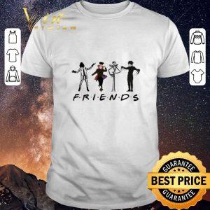 Top Friends Beetlejuice Hatter Jack Skellington Edward Scissorhands shirt sweater
