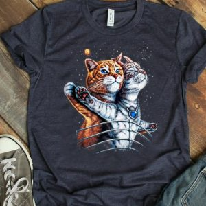 Top Titanic Cats Funny Cat Lovers shirt
