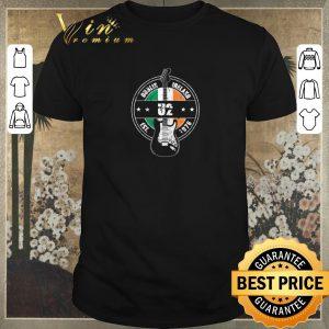 Top U2 Dublin Ireland Est 1976 guitarist shirt sweater