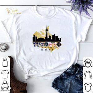 Toronto City Canada team sports shirt sweater