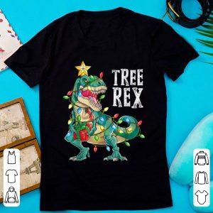 Awesome Christmas for Boys Kids Dinosaur Tree Rex Pajamas Men sweater