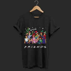 Awesome Ghost Fighter Characters Friends Merry Christmas shirt