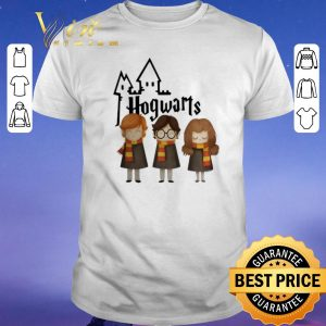 Awesome Hogwarts Harry Potter Hermione Granger And Ron Weasley shirt sweater