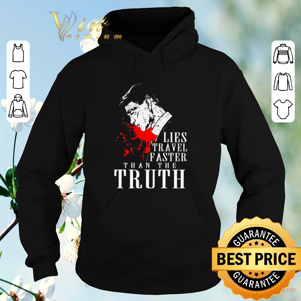 Awesome Peaky Blinders Lies travel faster than the truth shirt sweater 4 - Awesome Peaky Blinders Lies travel faster than the truth shirt sweater