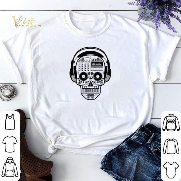 DJ Sugar Skull shirt sweater