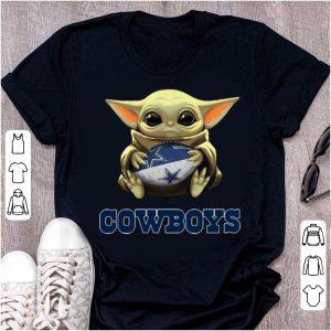 Football Baby Yoda Dallas Cowboys shirt