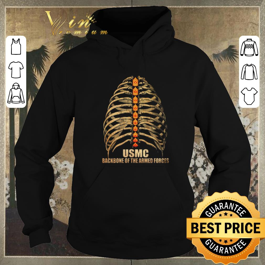 Funny USMC backbone of the Armed Forces shirt sweater 4 - Funny USMC backbone of the Armed Forces shirt sweater