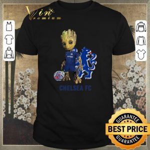 Hot Baby Groot Chelsea FC shirt sweater