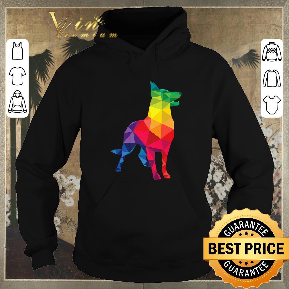 Hot German Shepherd dog Gay Pride LGBT shirt sweater 4 - Hot German Shepherd dog Gay Pride LGBT shirt sweater
