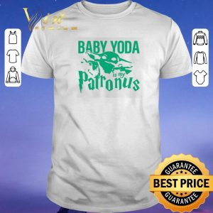 Hot Mandalorian Baby Yoda is my patronus shirt sweater