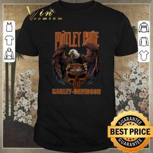 Hot eagle motley crue harley davidson shirt sweater